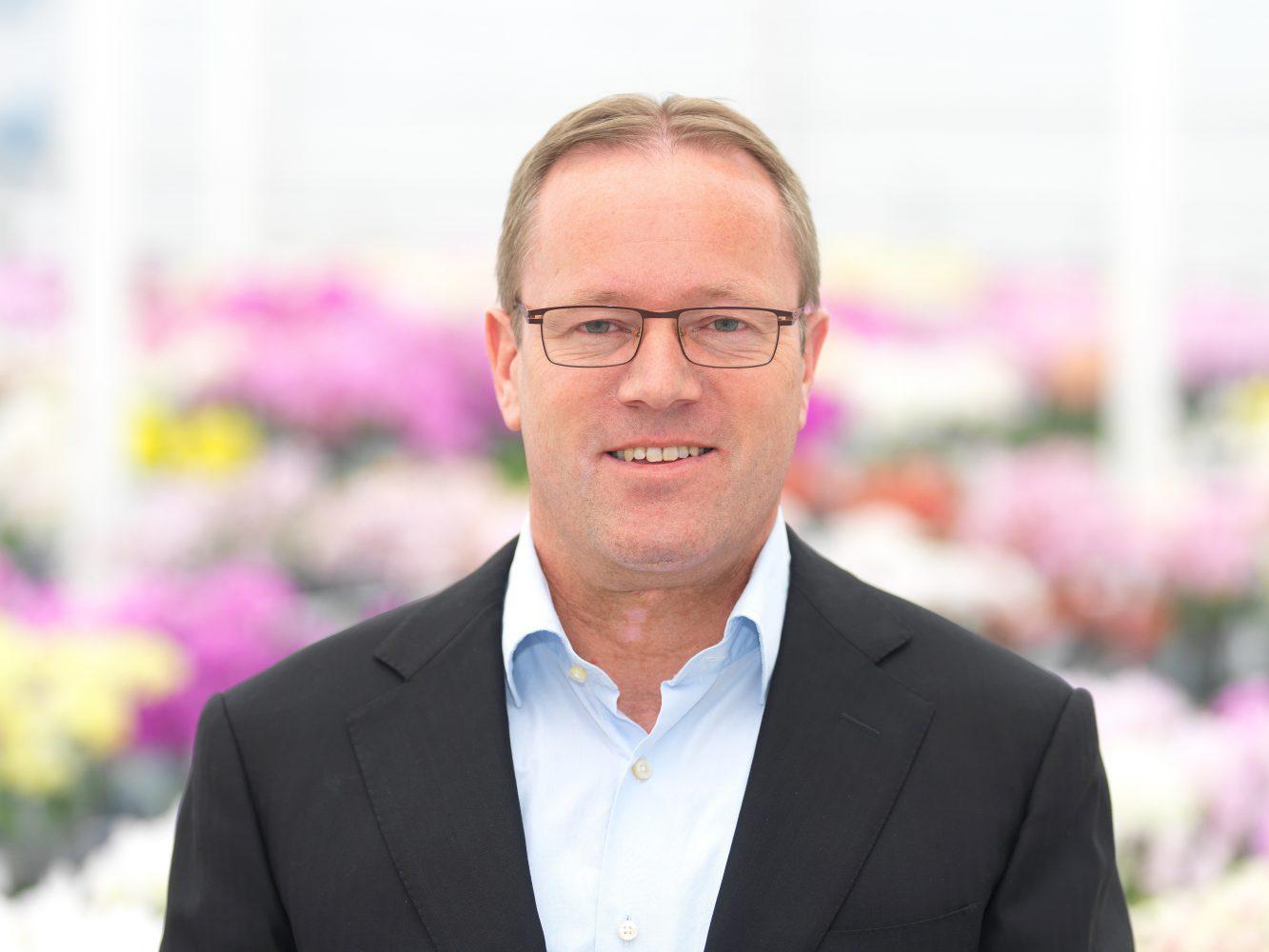 Frank Verhoogt, Accountmanager Orchideeën