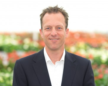 Hans Prins, Sales and Product Manager Anthurium