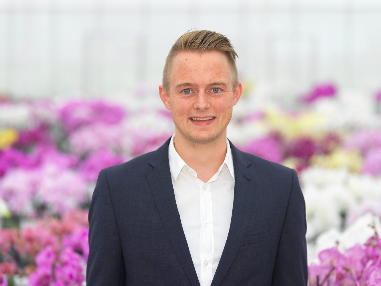 Johan van Vliet, Areamanager
