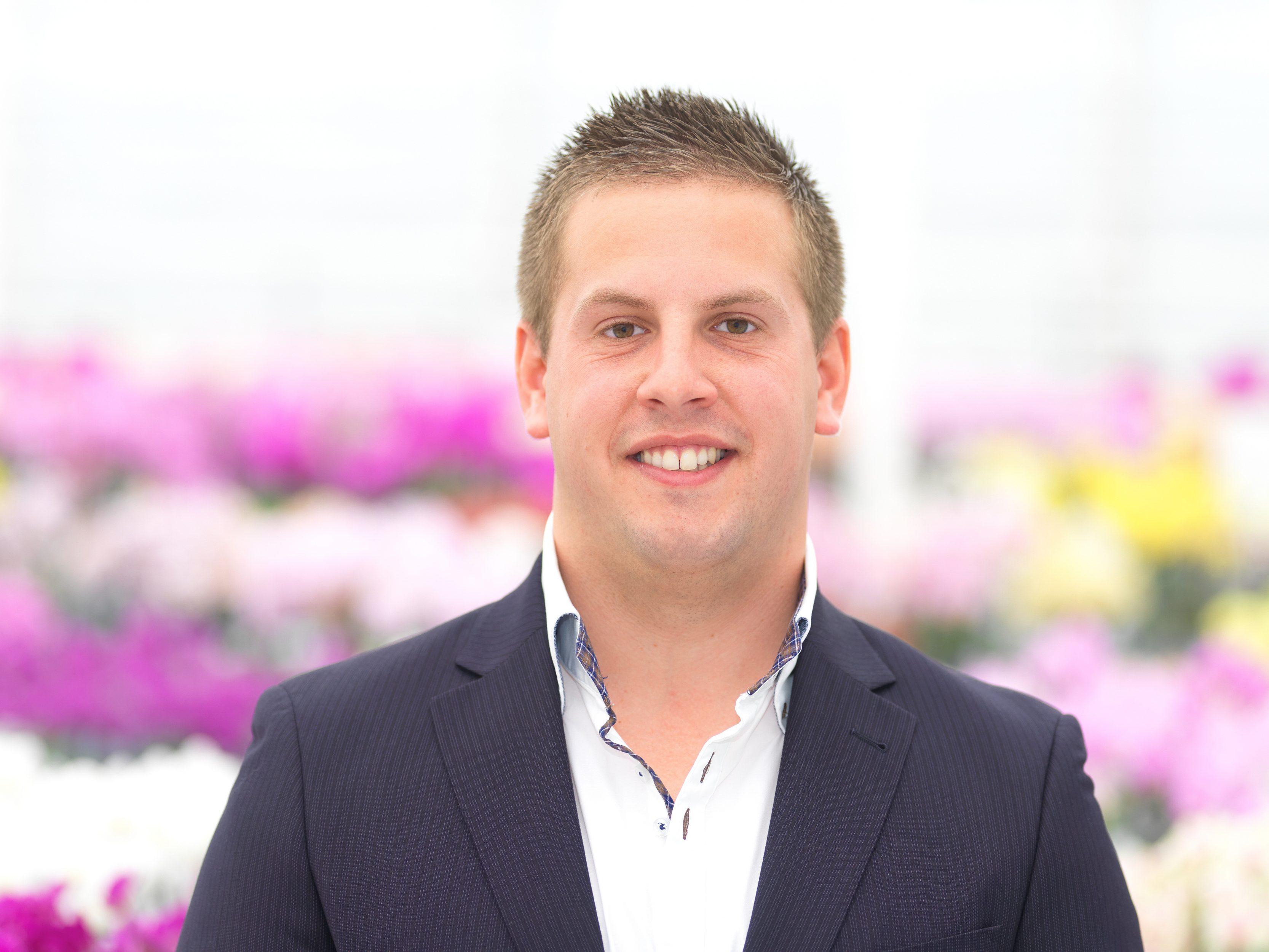 Jurre Dalessi, Manager Export Logistics