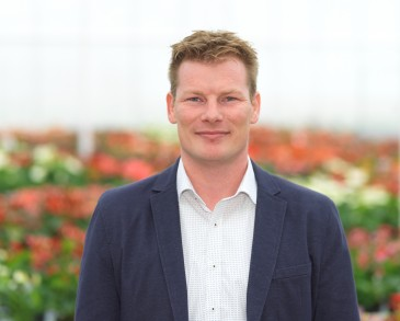 Kasper Rietvelt, Accountmanager Anthurium