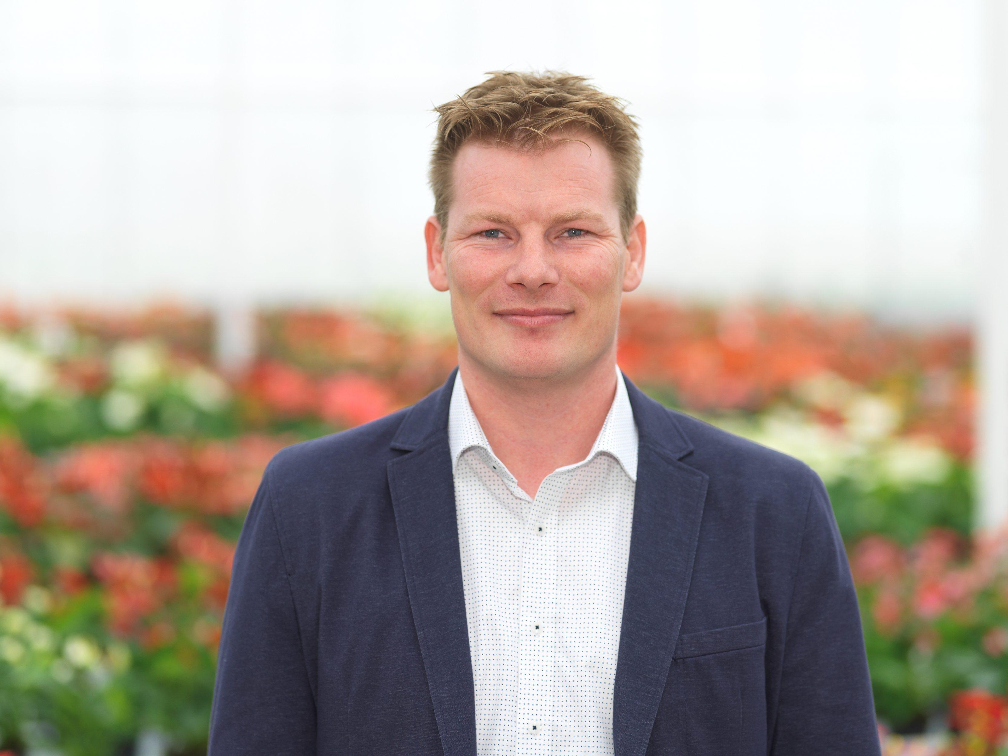 Kasper Rietvelt, Account Manager Anthurium