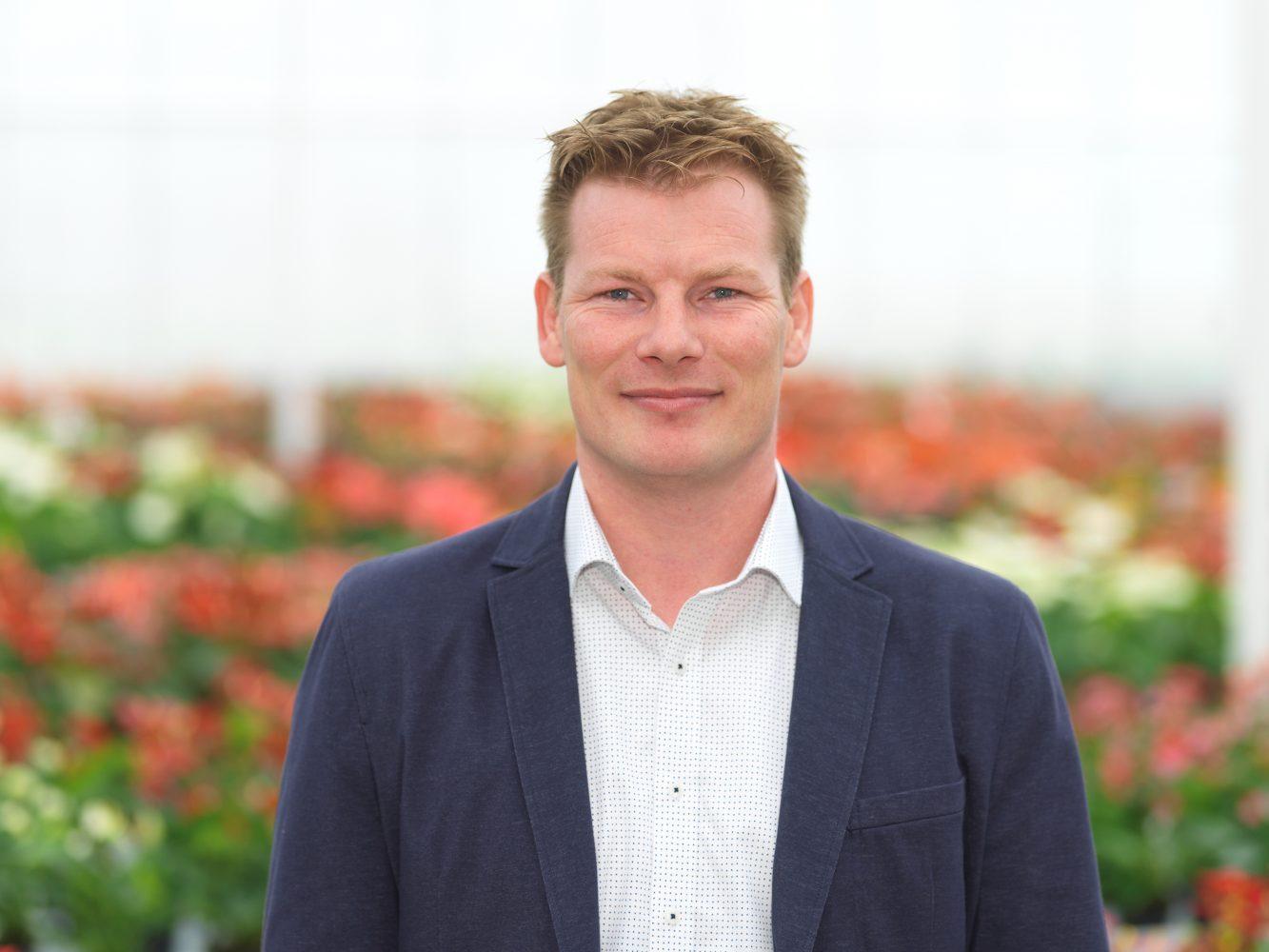 Kasper Rietvelt, Accountmanager Anthurium