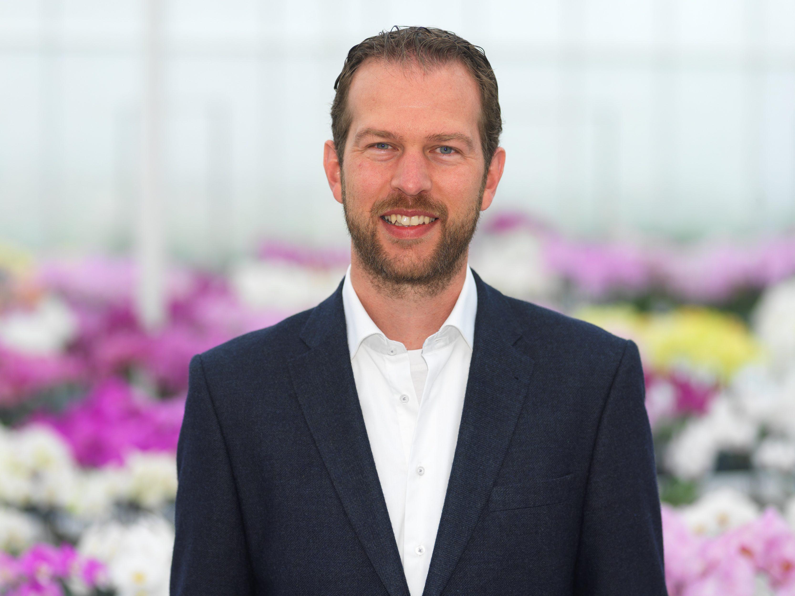 Marco Knijnenburg, Area Manager