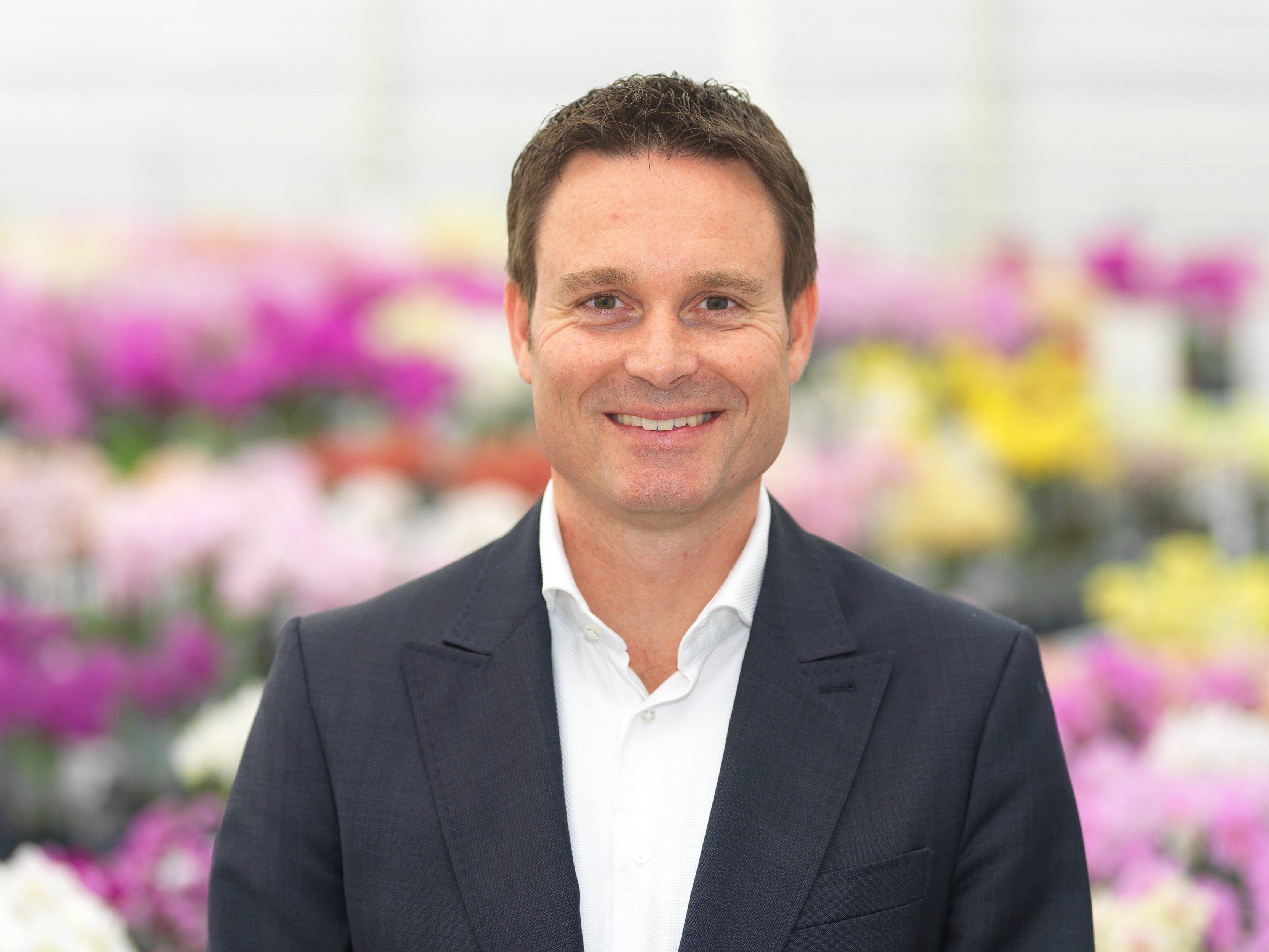 Marco van Herk, Commercial Director