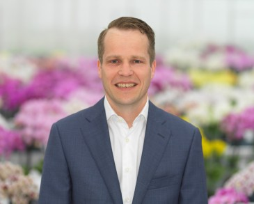 Robert Kuijf, Product Manager Orchids
