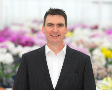 Siem Kranenburg, Accountmanager Orchideeën